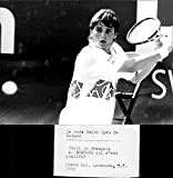 Vintage photo of Arnaud Boetsch in action during the Swiss Open 1994