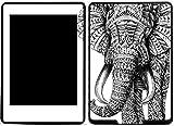 caseable - Skin (autocollant) pour Kindle Paperwhite - compatible avec toutes les générations de Kindle Paperwhite, Ornate Elephant