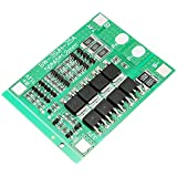 Rishil World 3S 12V 25A 18650 Lithium Battery Protection Board 11.1V 12.6V With Balanced Circuit