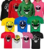 Mighty Morphin Power Rangers Kids & Adults T-Shirt