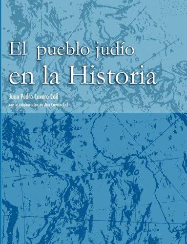 Portada del libro EL PUEBLO JUDÍO EN LA HISTORIA (VOL. 2)