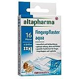 Fingerpflaster aqua