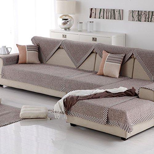 Pet-sofabezug,Couch-abdeckung für schnitt europ?ische Sofa Abdeckung Sofa protector Sessel hussen Couch protector Sofa sers für wohnzimmer-Kaffee 70x240cm(28x94inch) (Pet Protector Schnitt)