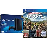 PS4 PRO + PS Live Card 20€ + Far Cry 5 - Limited Edition [Esclusiva Amazon.it] [Bundle]