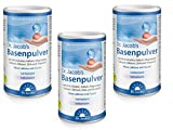 Dr. Jacob's - Basenpulver 3er 3 x 300 g Set in Dose | Original Citrat-Basen-Pulver vegetarisch