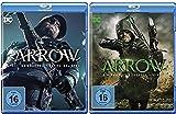 Arrow Staffel 5+6 [Blu-ray]