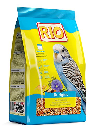 Save on Rio Food for Budgies Daily Ration, 1 Kg and more