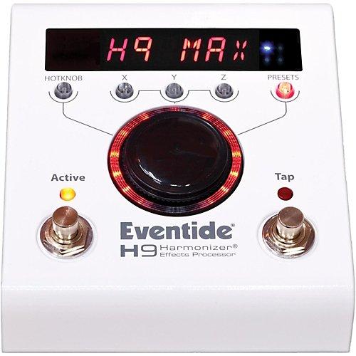 Eventide H9Harmonizer Multieffekt-Pedal für Gitarre steuerbar Bluetooth USB MIDI Updates in App