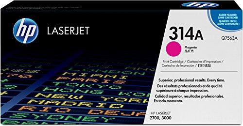 HP 314A Magenta Original LaserJet Tonerkartusche (3500 Druckkassette)