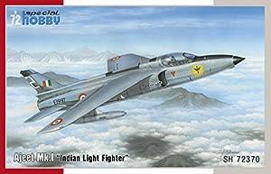 Unbekannt Special Hobby 100de sh72370Maqueta de Ajeet MK.I Indian Light Fighter