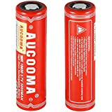 IMR 18650 3.7V 3000mAh High Drain Rechargeable Battery -(2-Packs)High Capacity Batteries