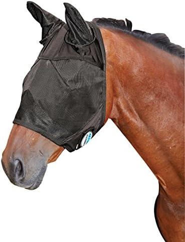 Weatherbeeta - Maschera anti-mosche da pony e piccoli cavalli, a a a prossoezione completa, riscaldante | Conosciuto per la sua eccellente qualità  | Grande Svendita  | Design lussureggiante  | Molte varietà  49667c