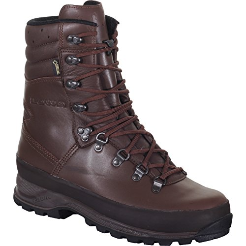 Lowa Sicherheitsschuhe Combat Boot GTX Damen Brown