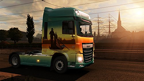 Euro Truck Simulator 2: Italia Add On  screenshot