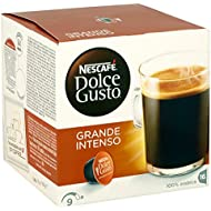 NESCAFÉ Dolce Gusto Grande Intenso Coffee Pods, Pack of 3 (Total 48 Capsules, 48 servings)