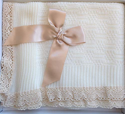 Toquilla bebé verano,color beige (HC Enterprise)