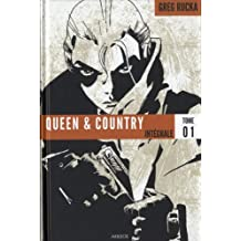 Queen & Country Intégrale - tome 1 (01)