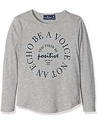 Tom Tailor 10356160040, T-Shirt à Manches Longues Fille
