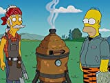 Grilling Homer