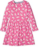Mothercare Girl's Bunny Dress, Pink, 2-3 Years (Manufacturer Size:98)