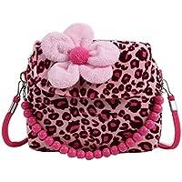 Black Temptation [Leopard] Hermoso Bolso de Hombro de Las Mujeres Bolso Crossbody Bolso - Peluches y Puzzles precios baratos