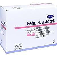 PEHA-LASTOTEL Fixierbinde 8 cmx4 m 20 St preisvergleich bei billige-tabletten.eu