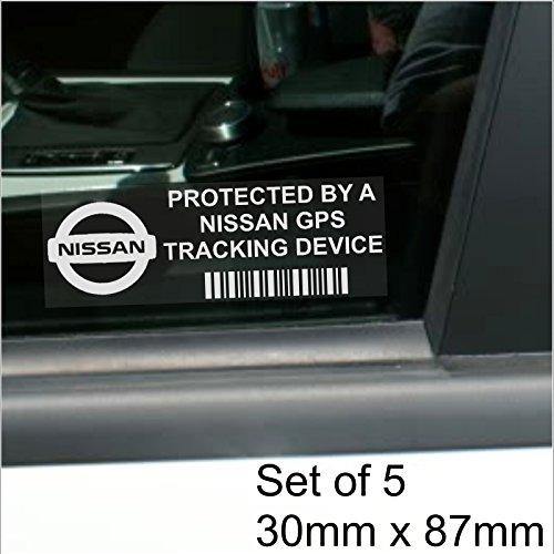5-adesivi-per-finestrino-per-nissan-scritta-gps-tracking-device-87-x-30-mm-per-la-sicurezza-modelli-