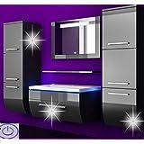 badezimmer komplettprogramme. Black Bedroom Furniture Sets. Home Design Ideas
