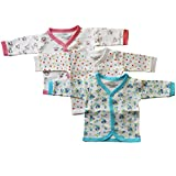 NammaBaby Cotton Front Open Full Sleeves...