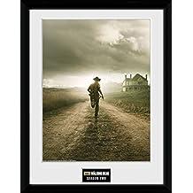 """GB eye fotografía enmarcada """"The Walking Dead temporada 5,1 cm, multicolor, 16 x 30,5 cm"""