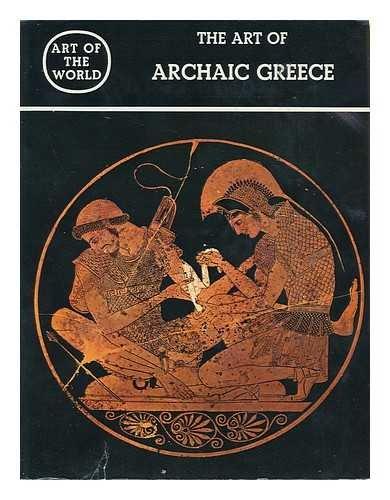 The Art of Archaic Greece