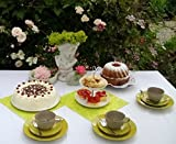 Karin's Kaffee Klatsch: 9 Delicious German Cakes:  Step-by-Step (English Edition)