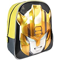 Cerdá 3d Transformers Mochila infantil, 31 cm, Amarillo