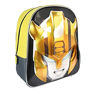 Transformers CD-21-2090 2018 Mochila Infantil, 40 cm, Multicolor