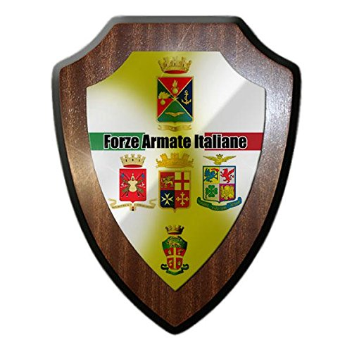 Copytec Forze Armate Italiane Streitkräfte Armee Italien Esercito Italiano Marina Militare Aeronautica Carabinieri Wappen Wappenschild #19921