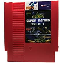 Super Games 150 in 1 - Mario, Kirby, Megaman, TMNT, Castlevania by Super Games