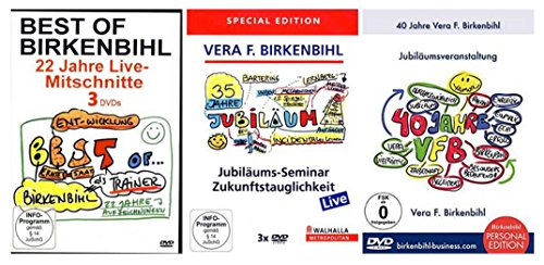 Vera F. Birkenbihl - Best of Jubiläums Edition [9 DVDs]