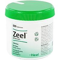 Zeel ad us. vet, 500 St. Tabletten