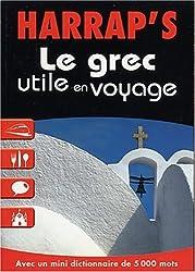 Le grec utile en voyage