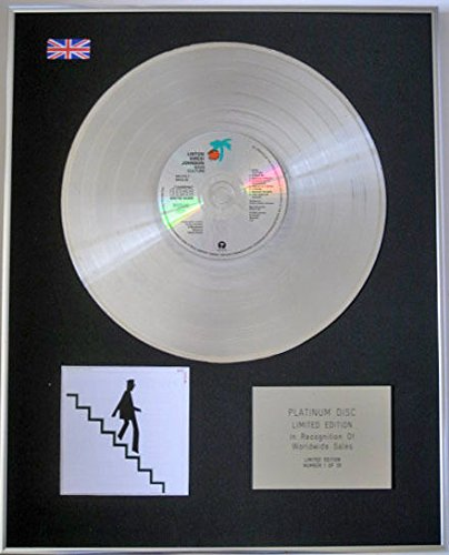 Price comparison product image LINTON KWESI JOHNSON - CD Platinum Disc - BASS CULTURE