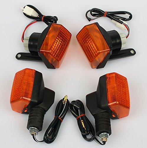 4x Clignotants Indicateur Eo 60-39056 60-39055 60-39010