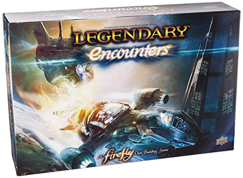 (Legendary Encounters Deck Building Game: A Firefly Deck Building Game)