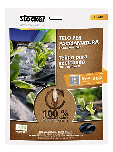 Stocker Mater-Bi – >Bâche de paillage biodégradable