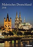 Malerisches Deutschland 2018 - Heimatkalender, Wandkalender, Landschaftskalender 2018  -  29,7 x 42 cm