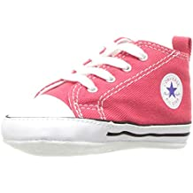 Converse CT First Star Toile, Botines de lona Bebé