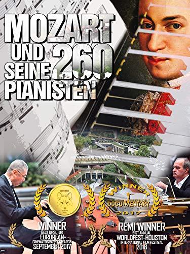 Mozart und seine 260 Pianisten [OV]