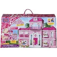 Mega Bloks 80229 - Mega Bloks Barbie Mansión de Lujo