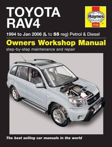 toyota-rav4-service-repair-manuals