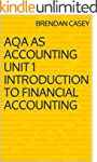 AQA AS Accounting Unit 1 Introduction...
