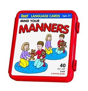 Carte linguaggio - buone maniere